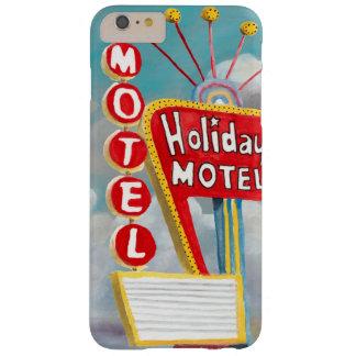 Signe de motel de vacances coque iPhone 6 plus barely there