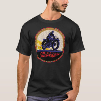 Signe de motos de Motobecane T-shirt