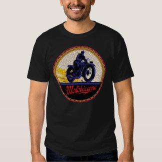 Signe de motos de Motobecane T-shirts
