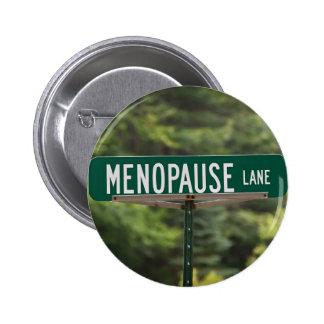 Signe de ruelle de ménopause pour un bon rire badges