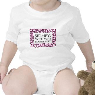 Signe de Sidney Crosby Bodies Pour Bébé