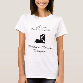 Signe de zodiaque : T-shirt de Bélier