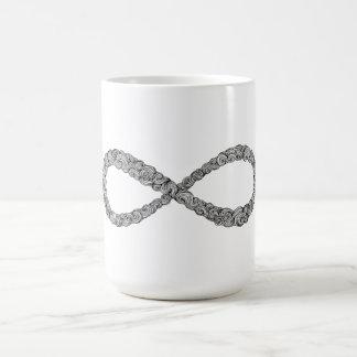 Signe d'infini mug