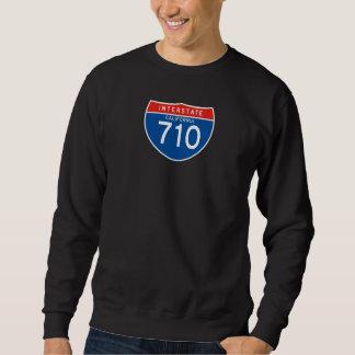 Signe d'un état à un autre 710 - la Californie Sweatshirt