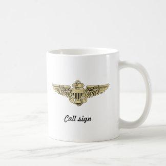 Signe fait sur commande de Stein w/call de la Mug