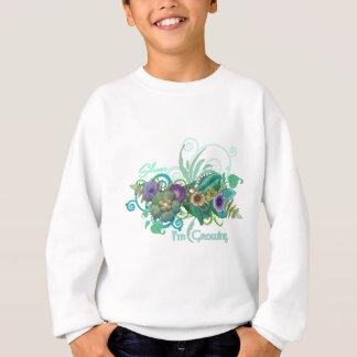 Silence I'm growing Sweatshirt