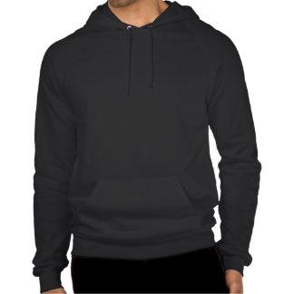 silhouette 350ZWhite Sweat-shirts Avec Capuche