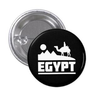 Silhouette de chameau de l'Egypte Pin's