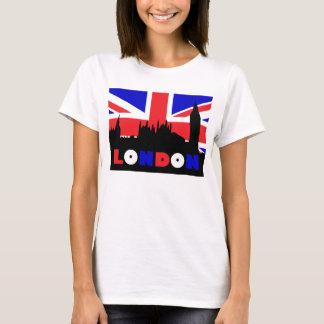 Silhouette de Londres T-shirt