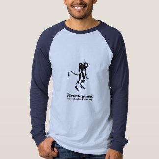 Silhouette de Robotagami T-shirt