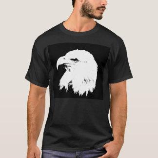 Silhouette d'Eagle T-shirt