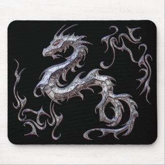 simbolo de dragon tapis de souris
