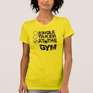 Simple, pris, à la chemise de gymnase t-shirts
