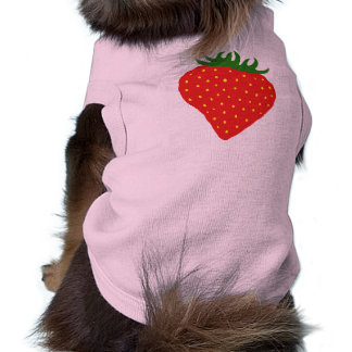Simplement habillement fait sur commande d'animal  t-shirt pour chien