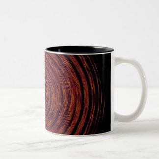 Simplement remous tasse 2 couleurs