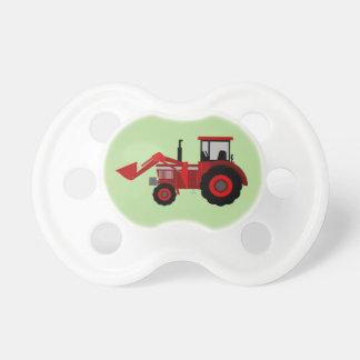 Simulacre de tracteur tétine