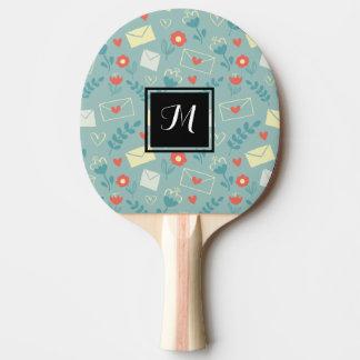 """""""Sincèrement """" Raquette De Ping Pong"""