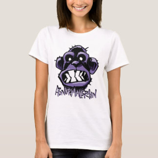 Singe anormal t-shirt