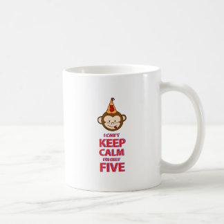 Singe conceptions 5 an mug