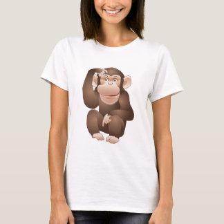 Singe curieux t-shirt