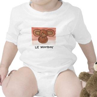 Singe de Lil Bodies Pour Bébé