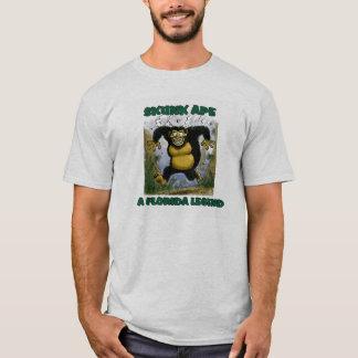Singe de mouffette folle ! t-shirt
