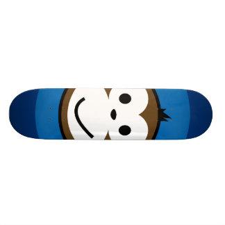 Singe effronté skateboards customisés