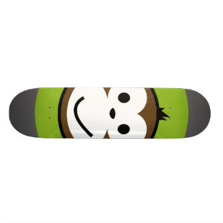 Singe effronté skateboard 19,7 cm
