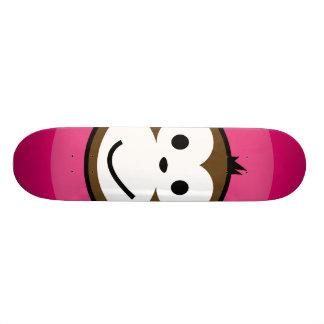 Singe effronté skateboards personnalisés