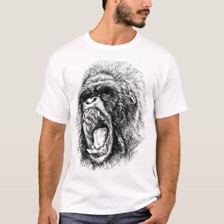 Singe fâchée - T-shirt