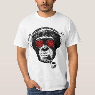 Singe fou t-shirt