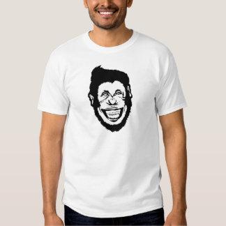 Singe personnifiant Elvis T-shirt