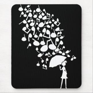 Singin sous la pluie tapis de souris