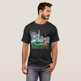 Sirène de Coney Island T-shirt