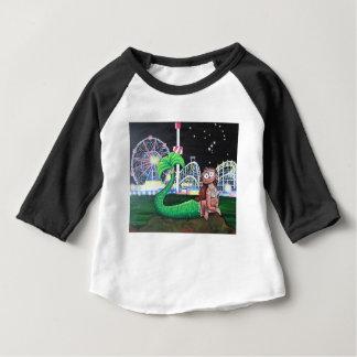 Sirène de Coney Island T-shirt Pour Bébé
