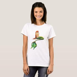 Sirène de détente t-shirt