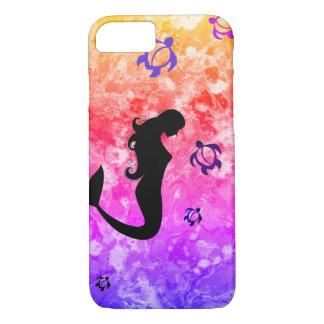 Sirène et amis coque iPhone 7