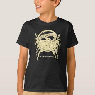 Sirène et T-shirt de vents commerciaux [tailles de