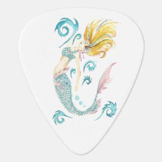 Sirène Luna de dragon Onglet De Guitare