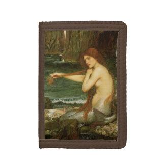 Sirène par le château d'eau de JW, art victorien