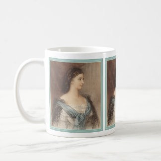 Sisi - Elisabeth de la Bavière - impératrice de l' Mug