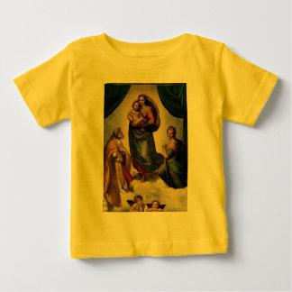 """""""Sistine classique Madonna"""" de Raphael (circa T-shirts"""