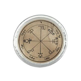 Sixième pentagramme de Saturn Bagues
