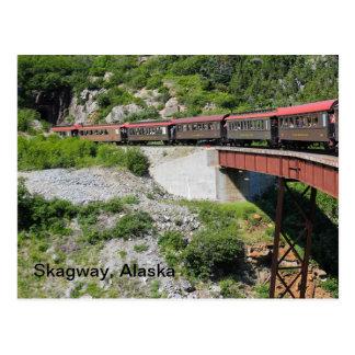 Skagway, Alaska Carte Postale