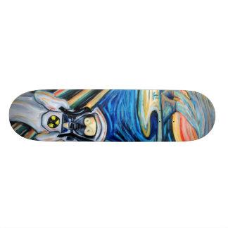 Skateboard 19,7 Cm La planche à roulettes de 21ème siècle de cri