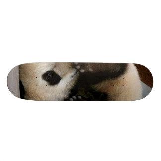 Skateboard 19,7 Cm Pandas de bébé jouant - panda mignon de panda de