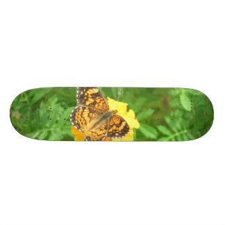 Skateboard 20,6 Cm Planche à roulettes de papillon
