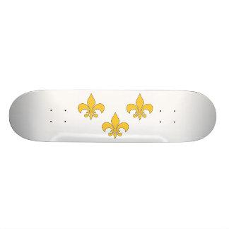 Skateboard 20 Cm Planche à roulettes de la Nouvelle-Orléans