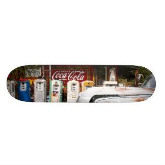 Skateboard 21,6 Cm Dixon, Nouveau Mexique, Etats-Unis. Voiture