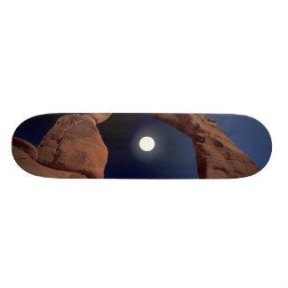 Skateboard 21,6 Cm Na, Etats-Unis, Utah, arque le parc national.